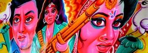 rickshaw painting