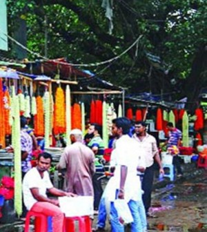 shahbag flower shop