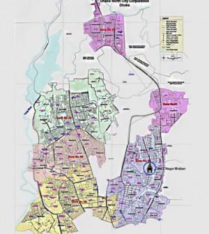 DNCC home map