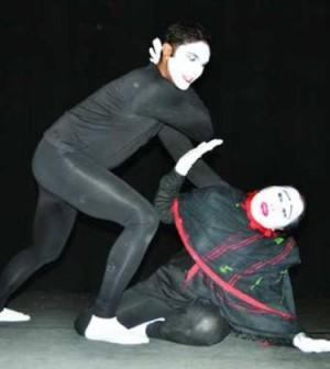 mime art